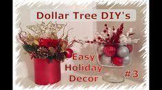Dollar Tree Christmas Lights Diy Dollar Tree Christmas Bling Vase Glam Home Decor Centerpiece