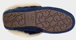 ugg alena sale uggs bailey button triplet ugg alena 1004806 slippers navy