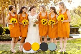 fall bridesmaid dresses top 6 most flattering bridesmaid dress colors in fall 2014 2015