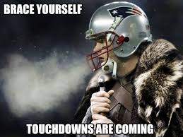 King Of The North Meme - tom brady the king in the north imgur