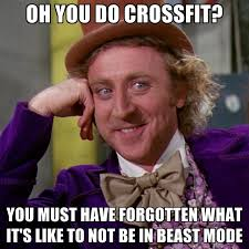 Crossfit Open Meme - workout of the day wod college station crossfit aggieland