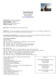 Call Center Supervisor Job Description Resume by Neal S Turluck Sailing Resume