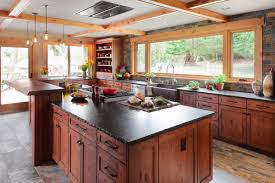 Seattle Kitchen Design Rustic Farmhouse Kitchen Design Carnation Wa