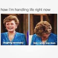 Golden Girls Memes - this story about bea arthur proves she was actually like her golden