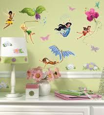 disney wall decorations home design ideas disney fairies wall stickers