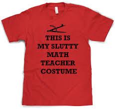 Red Shirt Halloween Costume Cheap Teacher Halloween Costumes Aliexpress