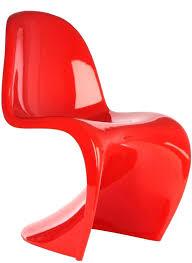 verner panton l replica chaise verner panton transparente chair junior furniture design here