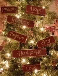 Diy Primitive Christmas Crafts