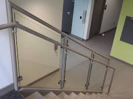 Handrails Glass Handrails U2014 Elite Glass Services