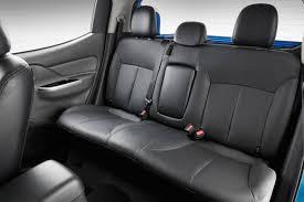 mitsubishi strada 2016 interior 2016 mitsubishi triton review practical motoring