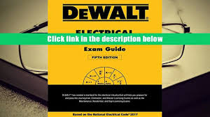 download dewalt electrical licensing exam guide based on the nec