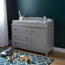 South Shore Changing Table South Shore Cotton Changing Table With Removable Changing