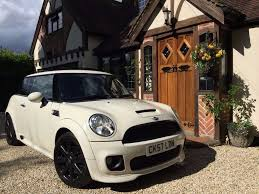 2007 r56 mini cooper s john cooper works panoramic roof leather