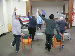 Armchair Yoga For Seniors Events Hamline Midway Elders