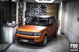 matte orange range rover matte archives prowrap com