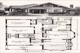 bungalow floor plans 4 american craftsman bungalow house plans single story open floor