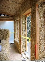 oakland u0027s only straw bale home hits market insulation sunlight