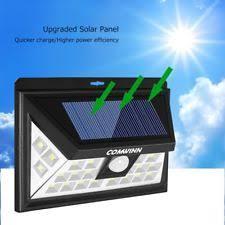 Dusk To Dawn Motion Sensor Outdoor Lighting Solar Outdoor Lighting With Dusk To Dawn Ebay