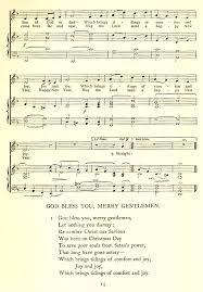 Hymns Of Comfort God Rest You Merry Gentlemen Version 1