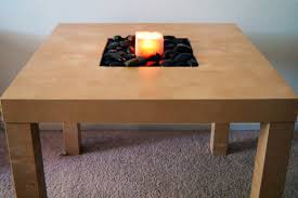 Homemade End Tables by Homemade Coffee Table Decoration Ideas