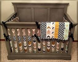 Gold Crib Bedding Sets Crib Bedding Set Nursery Custom Noah Woodland Baby Bedding