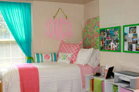 Curtain For Girls Room Bedroom Charming Girls Room With Lilly Pulitzer Bedding Ideas