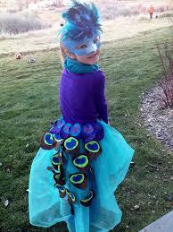peacock girls halloween costume worth pinning peacock costume