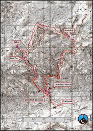 Map Of Northern Utah by Hiking Little Wild Horse Canyon Bell Canyon San Rafael Swell