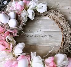 Tulip Wreath Spring Tulip Wreath