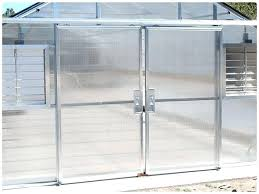 Plexiglass Shower Doors Greenhouse Doors Roll Up Doors Sliding Doors Hinged Doors