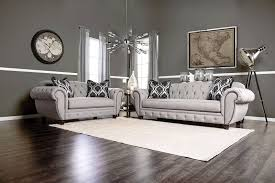 Grey Tufted Sofa by Grey Tufted Sofa Set Tehranmix Decoration