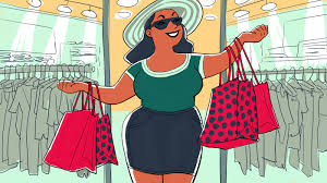Plus Size Women Clothing Stores As Plus Size Fashion Gains Popularity Retailers Play Catch Up Npr