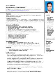 Qa Qc Inspector Resume Sample by Jijo S Resume Qc Inspector Doc Qc Inspector Resume Qa Qc Resume