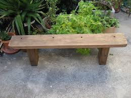 Primitive Wood Bench Beautiful Bucket Bench Primitive With