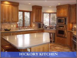 kitchen furniture ottawa complete hickory kitchen in ottawa wisconsin d and d millwork