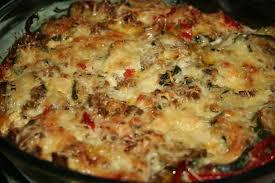 apprendre a cuisiner pour les nuls gratin de légumes au boeuf haché pôline cuisine pour les nuls