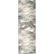 Modern Hallway Rugs Safavieh Retro Collection Ret2891 8012 Modern Abstract