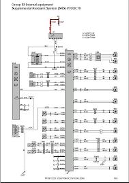 volvo xc70 audio wiring diagram volvo wiring diagram and schematics