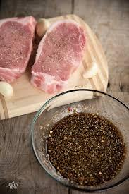 pork chops with balsamic glaze paleo leap