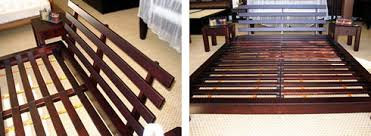 Tatami Mat Bed Frame Tatami Beds Platforms Mats Duvets Foamorder