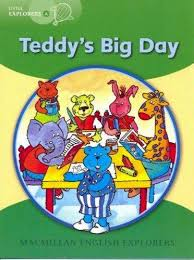 big teddy for s day 9781405059886 explorers a teddy s big day abebooks