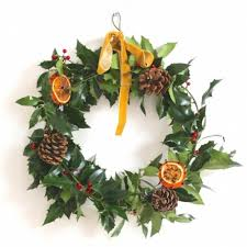 herb wreath 9 diy greenery and herb wreaths for christmas decor shelterness