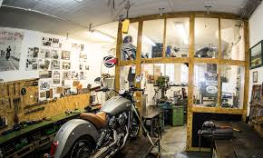 the young guns speed shop starts building a very special scout