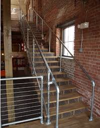 Handrails And Banisters For Stairs 18 Best Steel Stairs Images On Pinterest Stairs Stair Design