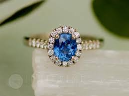 sapphire engagement rings blue sapphire engagement ring or right ring
