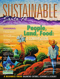 earth care 2010 sustainable santa fe guide by flavorgrafix design