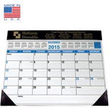what is a desk blotter calendar paper desk pad calendars