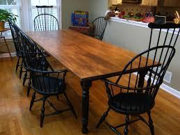 custom traditional farm table by ivy lane fine furniture
