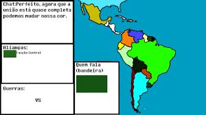 America Latina Map by Futuro Alternativo Da America Latina Ep 1 Youtube