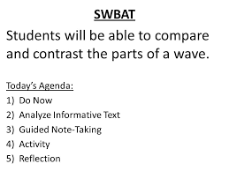 note taking worksheet waves the best and most comprehensive